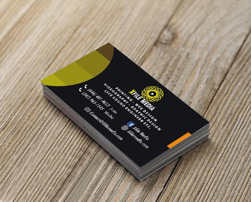Business Cards Design in Queens | Business Card Printing Brooklyn